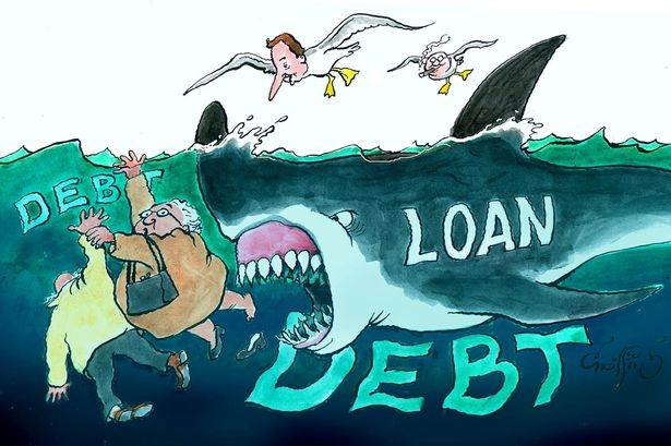 payday loan sharks - 2