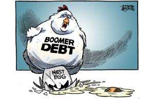 Debt problem solutions