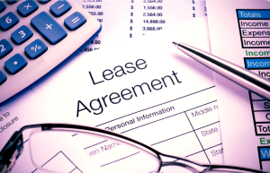 Property lease agreement