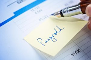 outsourcing the running payroll