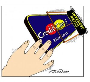 debts for cards