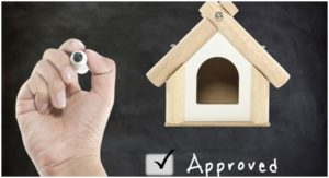 approved loan for your home