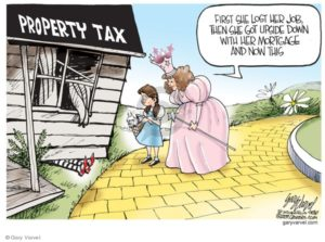 tax for the property